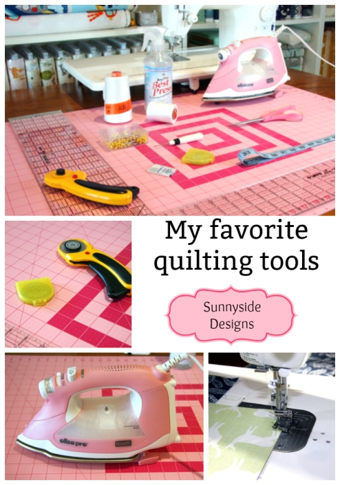 Favorite quilting tools pinterest
