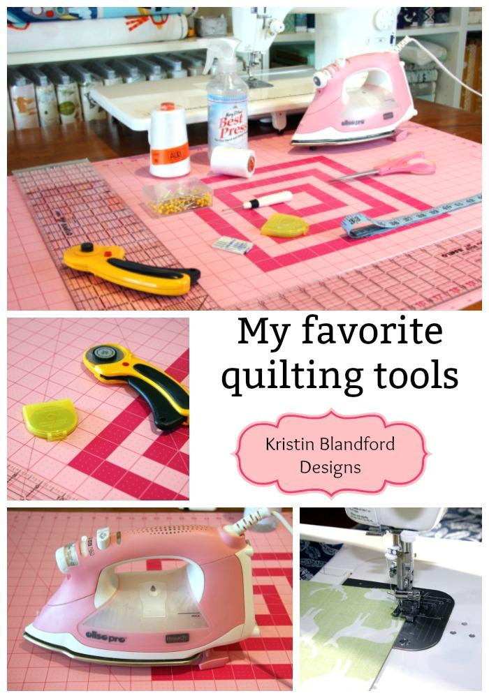 Favorite quilting tools pinterest